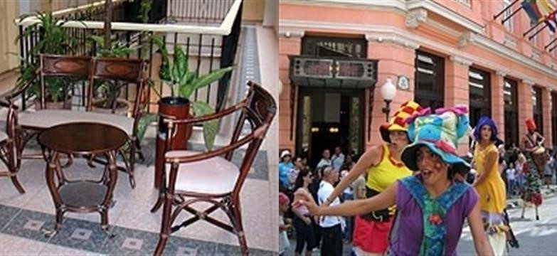 Hotel Ambos Mundos Cuba