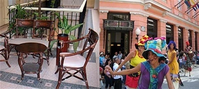 Hotel Ambos Mundos ***, Old Havana, Havana