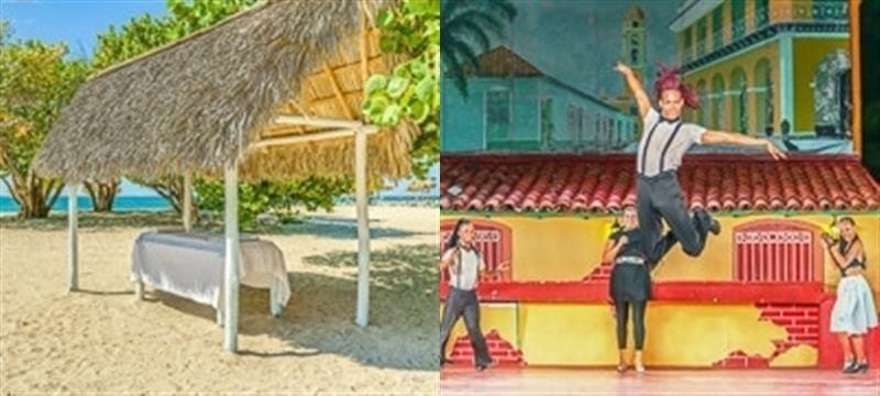 Hotel Trinidad Del Mar ****, Playa Ancon, Sancti Spiritus