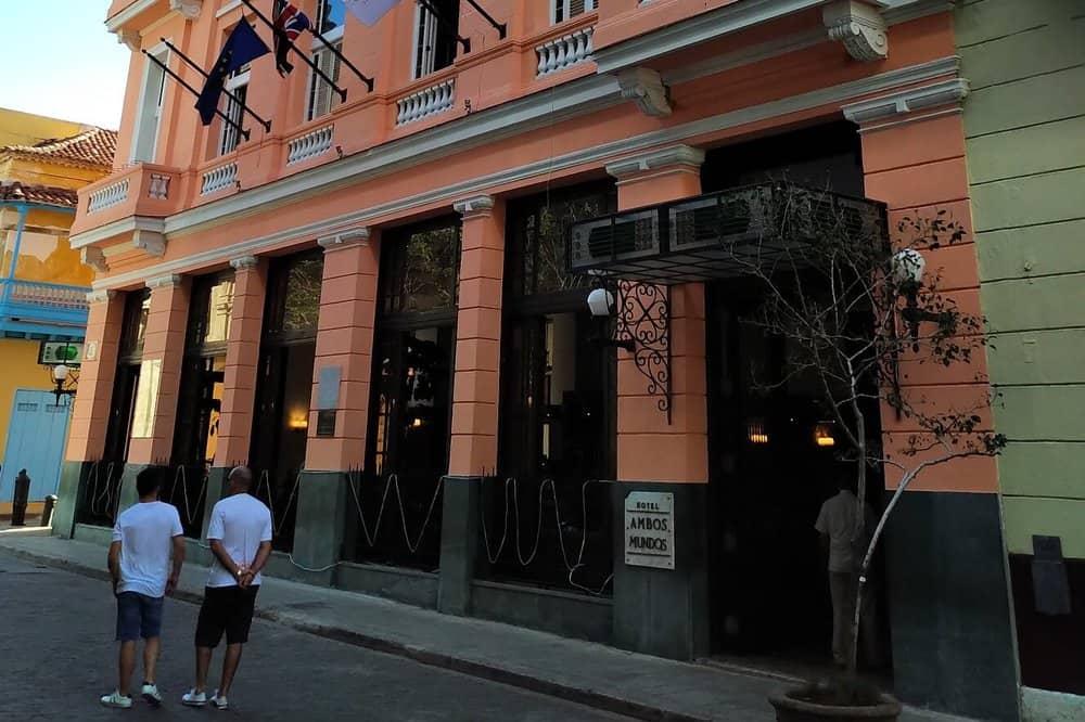 Hotel Ambos Mundos****, Old Havana, Havana