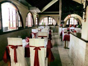 Banquet in Hotel Pullman, Cuba