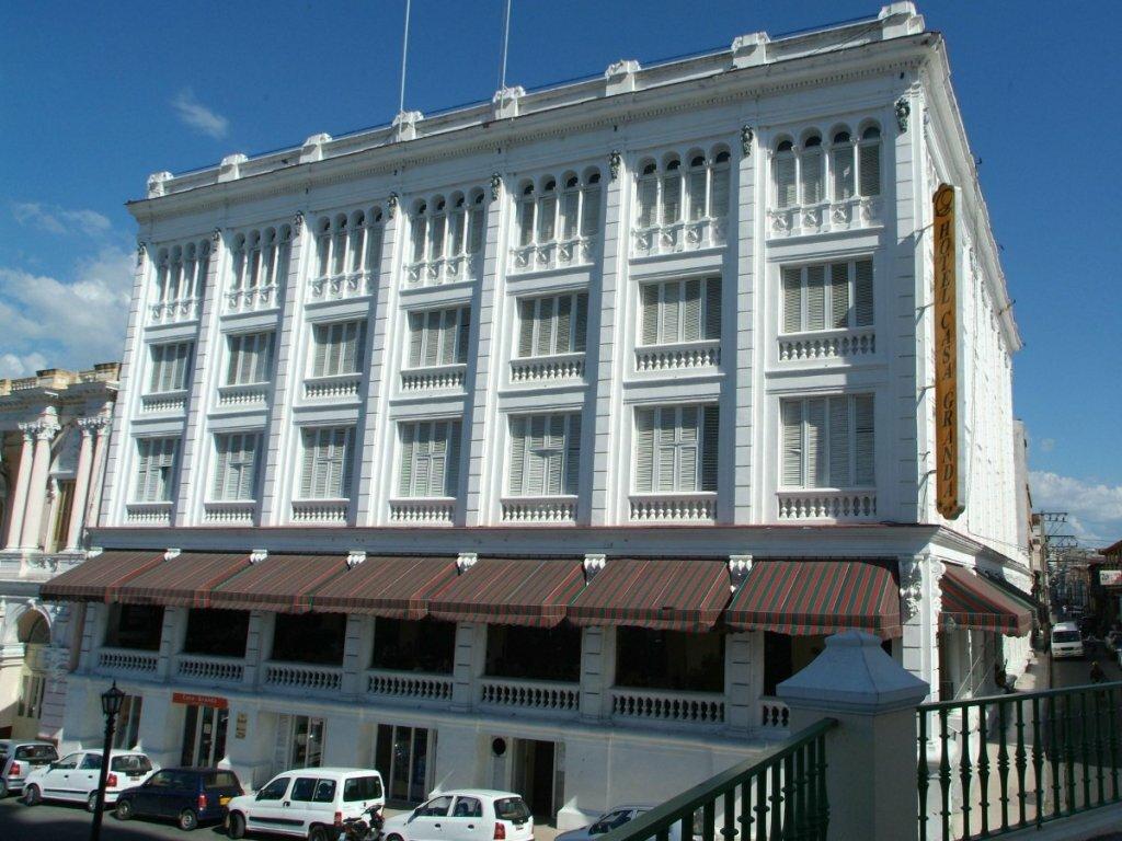 Mengenai Hotel Cubanacan Casa Granda
