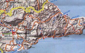 Travel Guide - Guantanamo