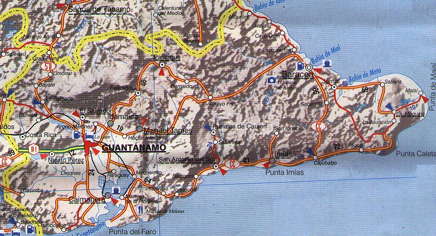 Travel Guide – Guantanamo