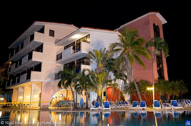 Hotel Cubanacan Acuario